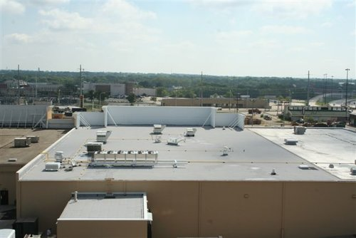 Commercial Roof Types Kreiling Roofing Company